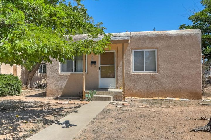 Back on Market! Got a BIG family? Mother in-law? Aging parent(s)? How about college age student(s)? Perhaps living on one side and leasing the other for additional income? Separately metered for both electric and gas. Recent changes in zoning could allow up to three units total. Come see this great home with many possibilities. See Agent remarks for information about lockbox.