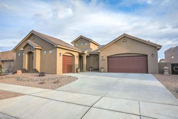 Magnificent views from this Signature series Twilight home in fabulous Mariposa! Flora Model. No expense spared in this gorgeous dream home - over $53K in upgrades - oversized tile, custom marble fireplace, 3  customized bathrooms, gourmet kitchen with custom maple cabinets, granite countertops and upgraded Samsung appliances, & master bathroom towel warmer, Hunter Douglas blinds and Casablanca ceiling fans. Open floor plan with great room, formal dining and kitchen are one contiguous space with multiple glass sliders to enjoy the views.  Huge covered patio perfect for outdoor entertaining  - maintenance free xeriscape landscaping makes outdoor living all fun and no work.  Impeccable attention to detail and quality finishes through out!  Rush to see this beauty before it's gone!