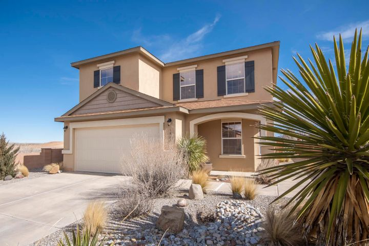 Wonderful Sivage home located in High Range. Home Features - Open and bright kitchen with large granite counter top island and executive cabinets that opens up to a spacious great room. Upstairs features 3 bedrooms plus loft/game room area.  Also a covered patio with Mountain Views.