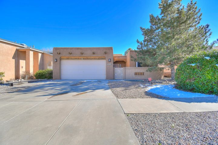 Welcome to this lovingly maintained Raylee home in Ventana Ranch.  Owner has invested $50,000 in a new TPO roof, all new windows and patio doors, and new stucco - all completed in 2019.  You'll love the open floor plan including a large living room with tonque & groove ceilings and kiva gas fireplace.  Kitchen is open to the dining and living area, perfect for entertaining. Large master suite with 2 way fireplace and spacious master bathroom.  You'll want to spend time in this backyard complete with a covered patio, lush green lawn and mature landscaping all around.  Come see this move in ready home today.