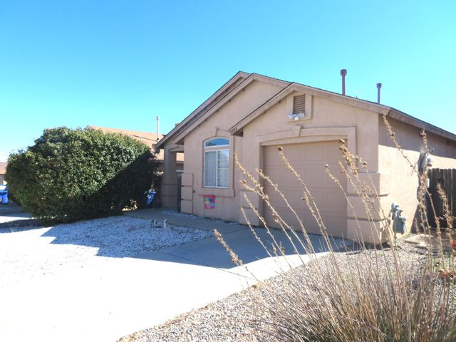 Beautiful Longford Home conveniently located with 2 bedrooms, 2 bathrooms, 1 car garage. New roof!! Tile floors, high ceilings, nice size Master bedroom (12'x20'), Open kitchen with plenty of cabinets, all appliances stay including refrigerator, washer and dryer. This home will go fast!