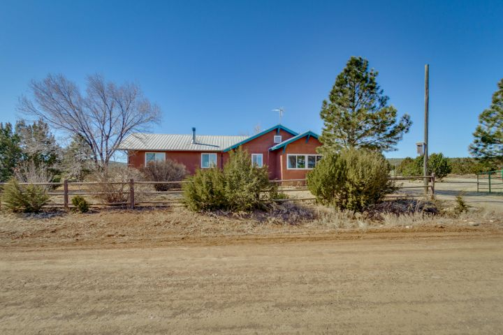 Welcome home! Don't hesitate to come see this charming country home, this one won't last! Nicely updated 3 bedroom, 2 bath home with AMAZING views on over 5 acres! Perfect for horse lovers and those looking for space.This Property is AS-IS.