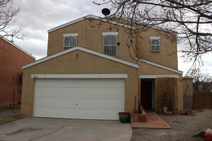 Come see this wonderful two story home at end of Cul-de-sac. Large yard and inviting living space with plenty of storage make this a desirable property.  Granite countertops and upgraded cabinets in the kitchen, tile and laminate throughout! Schedule your showing today.