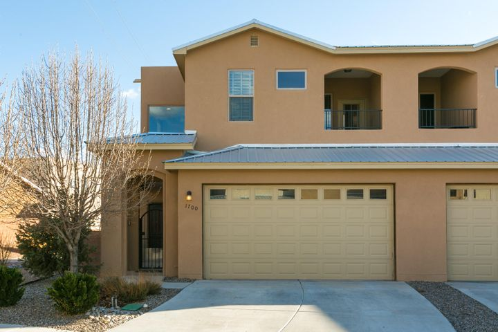 Located in the sought after Sawmill district of Albuquerque; this highly desirable home features so much!  2 x 6 framing with blown-in insulation, a Tankless water heater,  Central Air w/ Nest thermostat where you can control your Nest thermostat by talking to an Alexa-enabled device. Beautifully landscaped yard, stainless appliances with gourmet kitchen. Granite counter-tops throughout. Master bedroom includes spacious master closet and bathroom, which includes a shower and bathtub. Open floor plan and walking distance to Ponderosa Brewery, Hotel Chaco, Explora, and Old Town. Easy access to the freeway. One mile from downtown Albuquerque. Schedule your home tour today!