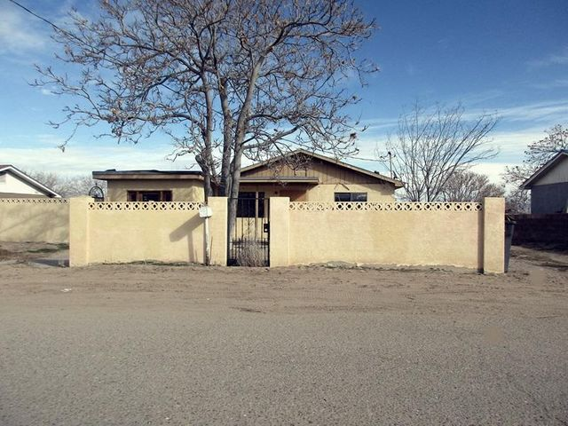 Approximate .55 Acre, 3 bedroom possible 4, ... 1 Full and 3/4 bath , good size rooms. Detached Over sized garage with front and back garage door,