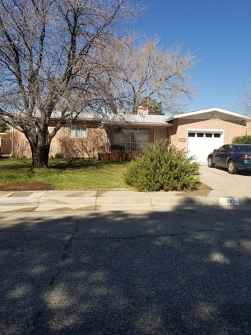 Well maintained 3BR, 2BA, home with many updates. Plus beautiful wood floors. Two living areas, lovely cooks kitchen.  All appliances stay. New Garage door, installed Jan 2020.  Roof in 2017, Must see to appreciate.