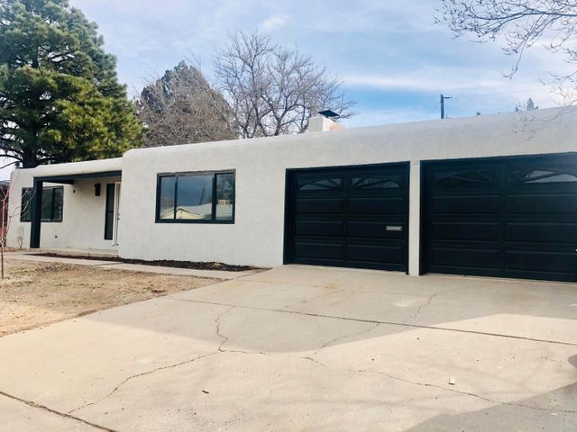 OH MY a GOOD ONE! Great Modern Uptown Beauty w lots of space! Seller started a really nice remodel & its almost done but buyers need to finish it at buyers expense.  Just a Few things left to do.  Fresh paint, New flooring, New Ref air/furnace, doors & baseboards.  2+ lg living areas sit opposite side of open kitchen, Lots of New Maple Cabinets (countertops needed) New lighting, Kiva wood FP & Gas FP,  3 large bdrms & HUGE Master.  Both bathrooms remodeled , flooring & cabinets. The only thing missing is countertops & plumbing fixtures.  Bedrooms need flooring but offer fresh paint and new fixtures. Home almost ready, come give it the final touches. Lots of room here & great flowing floorplan & Large Backyard! HURRY - Great uptown area & location Priced below market for a quick sale