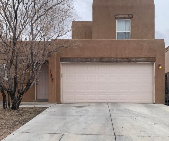 Special Financing Available! Take a look at this amazing opportunity in such a serene part of Rio Rancho. Beautiful, well maintained, 2 story home with viga ceilings and a loft upstairs perfectly suited for any lifestyle. This wont be on the market long!