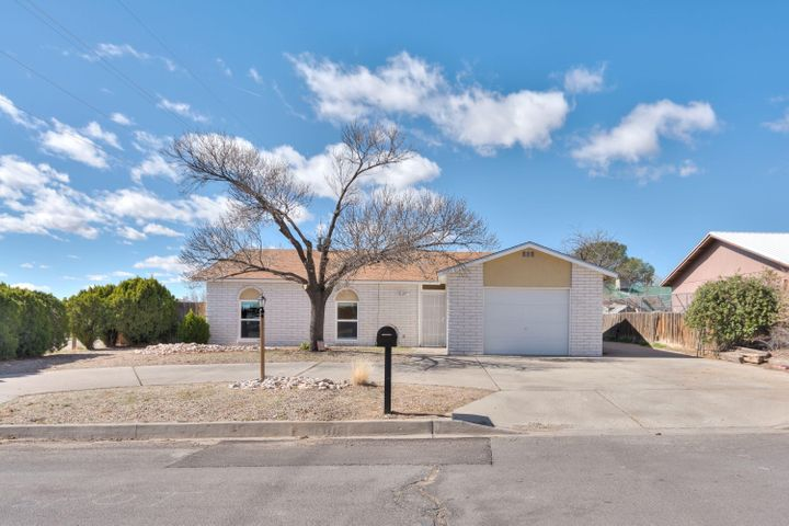 Come see this charming, freshly painted, and updated home. 3 bedrooms plus an office. Side yard access with fruit trees. Priced to sell; perfect for a first time home buyer. Schedule a showing before it's gone!