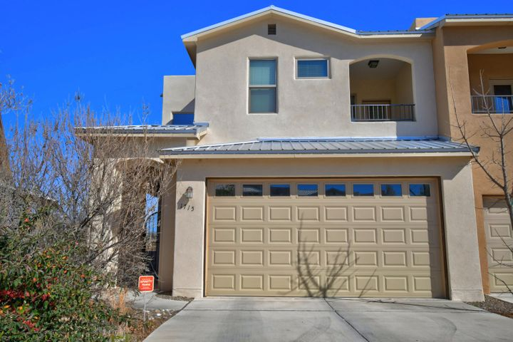Please click on the VIRTUAL WALKTHROUGH Option! Updated Townhome in the highly desired Sawmill Crossing Neighborhood right by the the new Hot Spots - Sawmill Market and Hotel Chaco!  This open concept townhome includes many upgrades including Elkay master Cabinets, upgraded granite countertops and fixtures, stainless steel appliances, and Bali blinds throughout. It has a fantastic master suite with large walk in closet, his and hers sinks, and deck that overlooks the neighborhood. This premium lot has an extra large landscaped front and back yard with Stone patio, drip irrigation system, gas stub for BBQ. It has a tank-less water heater, metal roof and refrigerated central AC. Special Financing Incentives Available on this property from SIRVA Mortgag