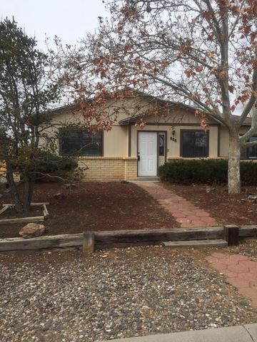 Cute and newly remodeled home ready for a new owner.  Brand new bathroom remodel, Updated Kitchen with new SS appliances, new flooring and freshly painted.  Wood stove in 2nd living area. All on a 1/4 acre lot that is beautifully fenced.  Come see this one soon!