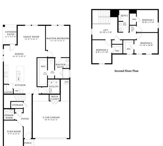 This is one of the brand new floorplans we are offering at Las Terrazas, its called the Maxwell and it pretty much maxes out everything. Open concept floor plan with granite kitchen counters, tile in wet areas, master bedroom on first floor and that is just the stuff you can see. The Maxwell also features energy efficient construction that will blow away almost any resale home on the market. The Las Terrazas community offers a great quality of life with a mature and growing trail system, numerous parks and picnic areas throughout the community. All this and a location that can't be beat. We are close to I-25 for quick commutes and also close to all of the new shopping venues near the freeway. The Maxwell at Las Terrazas proves that you can have it all