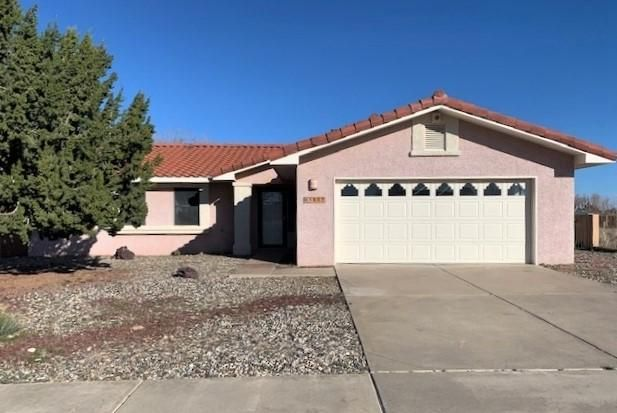 This cute golf course community home has an open and light filled layout. Cozy fireplace in the living room and vaulted ceilings. Nice backyard with storage. Come see your new home! Property is IN (Insured). Sold AS-IS w/all faults. No pre closing repairs or payments will be made for any reason. ''Insurability subject to buyer's new appraisal.'' For Utility Turn Ons: Approval must be granted in advance from HUDs field service manager. In cases where plumbing deficiencies exist approval for water turn on may be denied. Review PCR for utility turn on info. PCR is not to be relied upon in lieu of a home inspection.