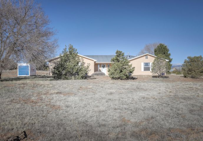 Updated 3 bedroom home on 2 acres in the sought after neighborhood of Tierra Vista.  Country living at its best.  Upgrades include marble granite countertops in kitchen, bathrooms, and laundry room.  Herringbone tile backsplash in kitchen and fireplace surround. Newer sinks, faucets, and light fixtures in bathrooms.  Stainless steel appliances and stainless steel farmers sink and Phillip hue WiFi lights in kitchen and living room.  Aerocool Trophy Series Side draft evaporative cooler recently installed.  Call today for your private showing.