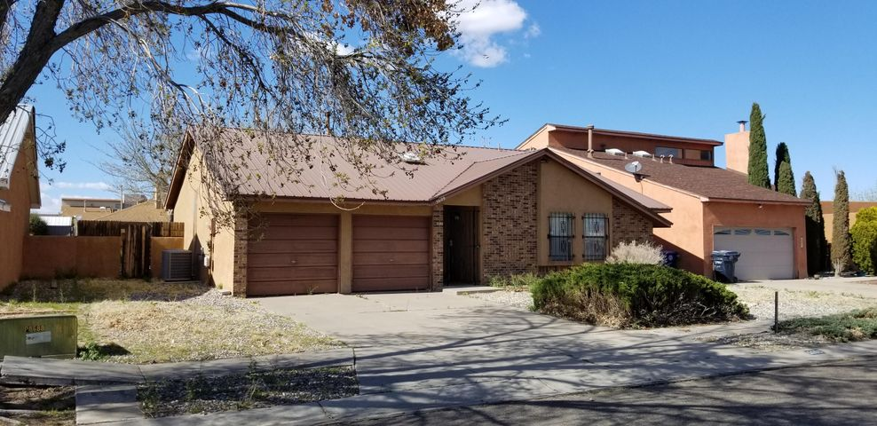 ***SO MUCH Potential!! - Being Sold AS-IS* Inspections Are Completed* Great Home In The Volcano Vista School District* Vaulted Ceilings* Fireplace* 3 Nice Sized Bedrooms*  Two Car Garage* Over-sized Backyard* Quick Close Available* A Little Bit of Sweat Equity Will Make This One Shine Again* Come Take A Look!