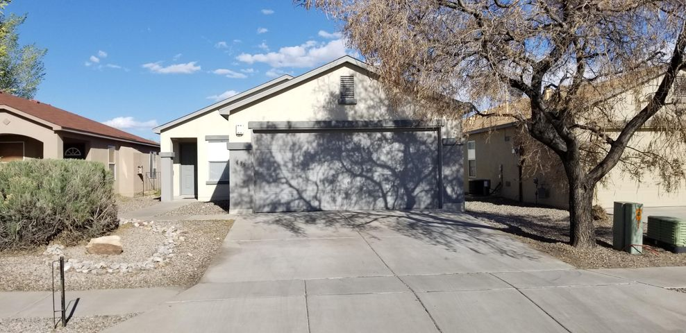 *** MOVE IN READY & Quick Close Available!  Located In The Sundance Community* NEW Interior Custom Paint, NEW Carpet, NEW Stove! Open Light Filled Floor Plan* Great Kitchen w/ Views of The Sandias & City Lights* 3 Nice Sized Bedrooms* Inspections Completed* Make An Appointment Today! Professional Photos On The Way*