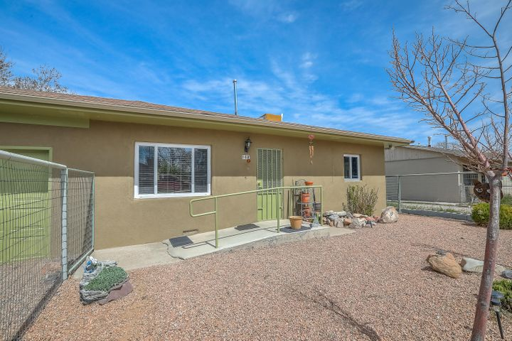 Exceptionally maintained and updated with a central close-in Valley location- great access and convenience.  Huge updates / upgrades throughout since January 2016 makes this an excellent opportunity.  Elastomeric stucco and quality thermal windows are brand new in addition to full kitchen makeover in 2016.  Corner lot provides privacy plus back yard access to covered carport and great storage.  Condition really says it all- nothing to do in this great home priced to sell and ready for your anxious Buyer.  Get there now to view this super clean casa.