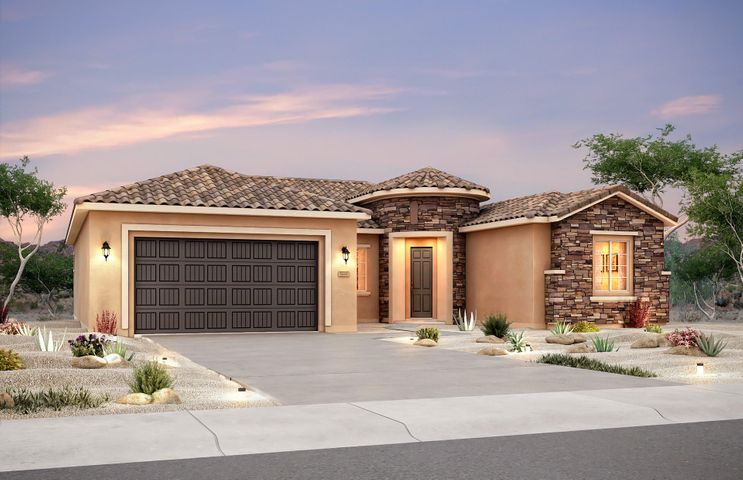 Enjoy resort style living in Albuquerque's premier    55+ active  adult gated Community! Amenites include 11,000 square foot amenity center featuring state of the art  fitness center, junior olympic size pool, movement studio, pickle ball courts, tennis court and social areas.  Brand new never lived in green built home includes  2x6 construction, brand new appliances,  tile, new carpet, new A/C, new tank-less hot water heater, and so much more!
