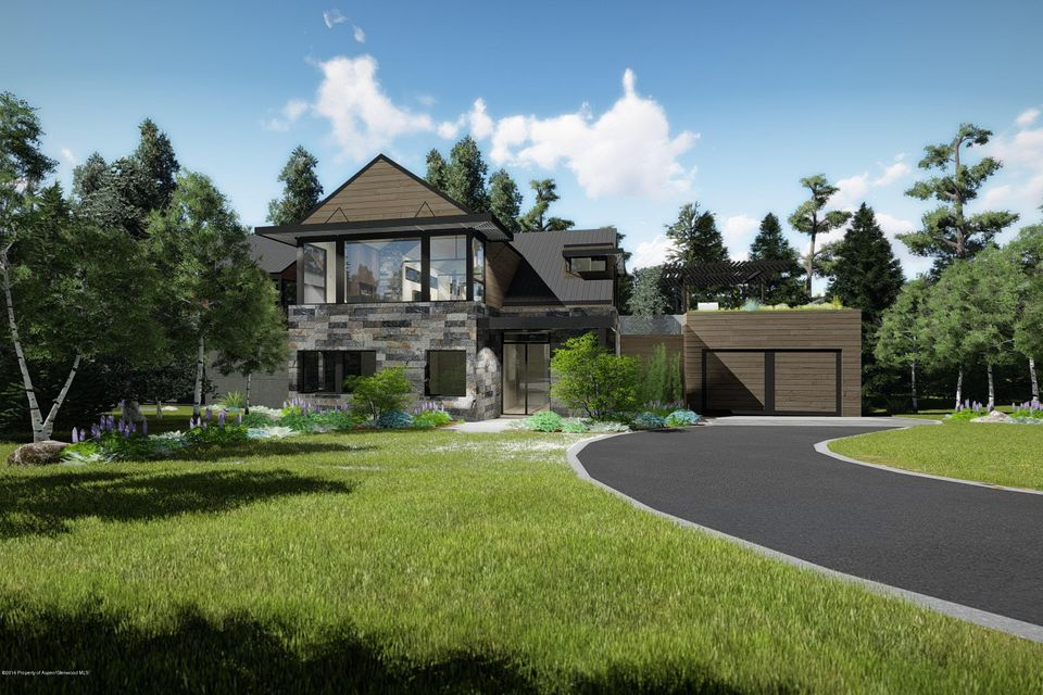 An exceptional new opportunity exists to acquire a custom designed residence in the desirable Meadows and West End neighborhood of Aspen for under $1,800 per foot.  Situated on a beautiful, sun-filled 16,000 square foot lot adjacent to a biking and walking path, this property provides easy access to the neighboring world renowned Aspen Meadows, offering all of the resort services to this unique property.  Looking out from the residence is the historic Aspen Meadow, forever dedicated as open space and right outside the front door. Adjacent to the open meadow is the Aspen Institute and Aspen Music Tent both within easy access of the home.