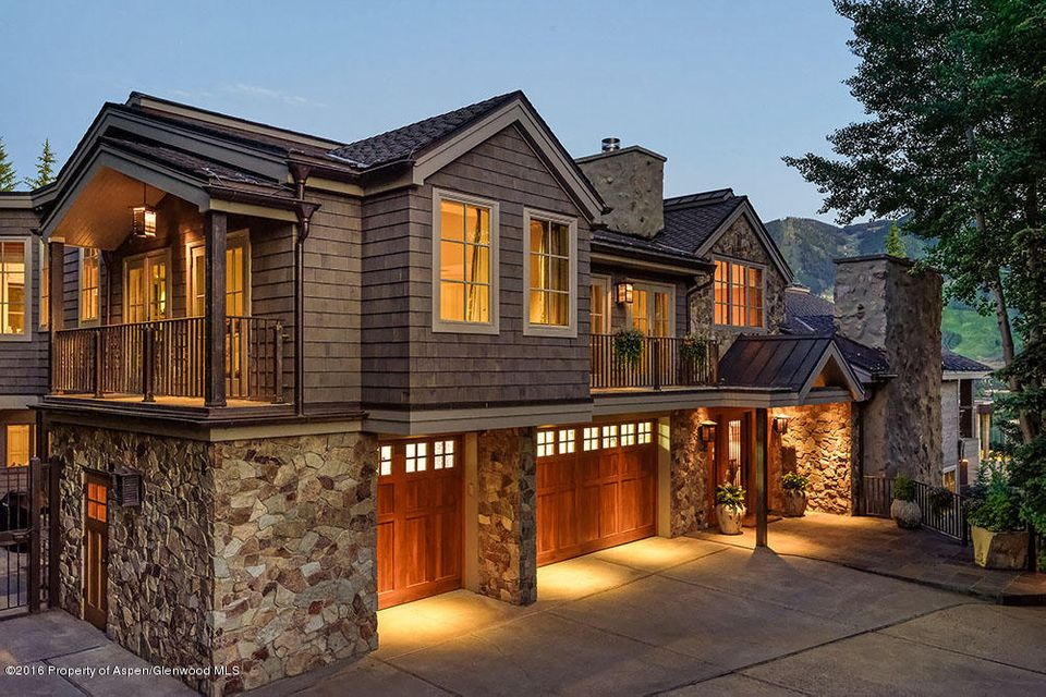 726 red mountain road aspen co 81611 coldwell banker for Aspen house