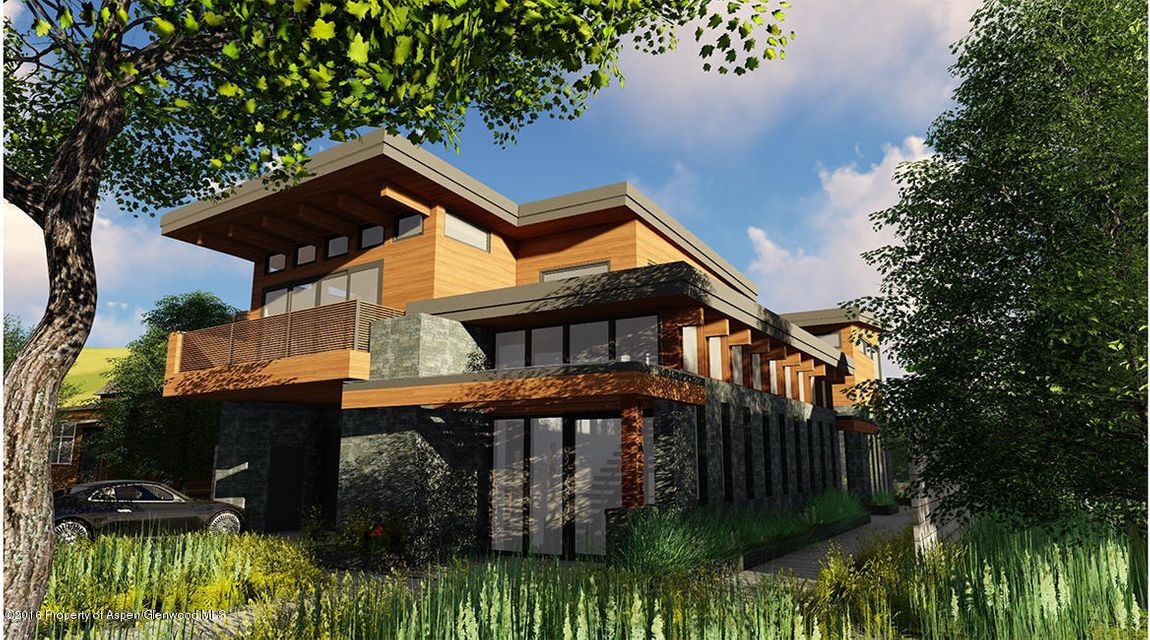 There's no better location in Aspen's West End neighborhood! This prime property overlooks Hallam Lake with views up the Hunter Creek Valley.  Rare opportunity to own what will be a legacy property within walking distance to downtown, the Benedict Music Tent and the Aspen Institute while Triangle Park is just steps away. The existing home is set to undergo a complete remodel and addition designed by David Johnston Architects.  The new home will be complete in summer 2018 and includes five bedrooms, an open living layout that spills out to a grand patio facing Hallam Lake, a two car garage and the master of all master bedrooms.  Top of the line contemporary finishes with a timeless palate will set the style in Aspen for years to come.