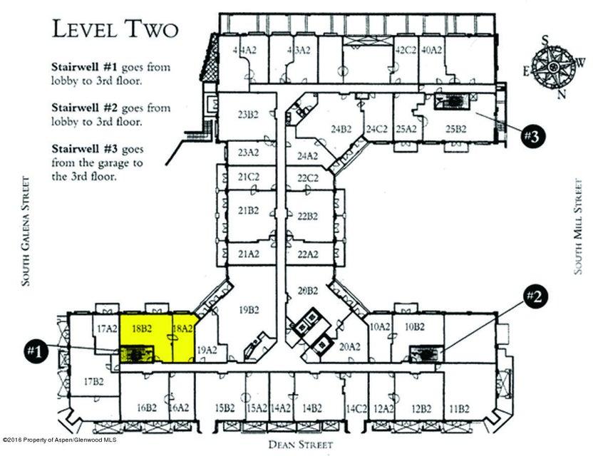 415 E Dean, Unit 18, Week 29 Street Aspen, Co 81611 - MLS #: 147109