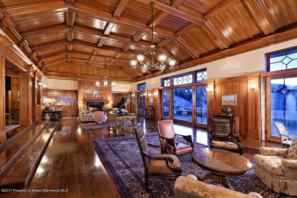 Residential with improvements for sale in aspen colorado for Aspen house