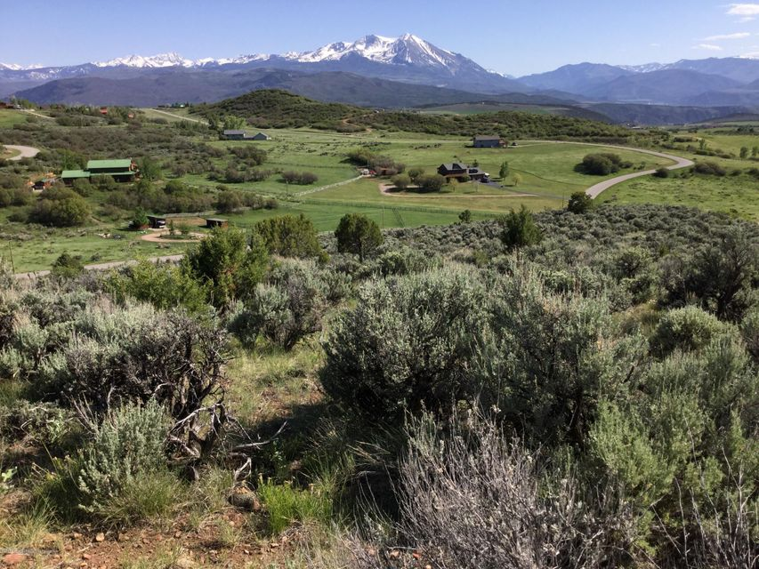 TBD Panorama Drive Carbondale, Co 81623 - MLS #: 150063