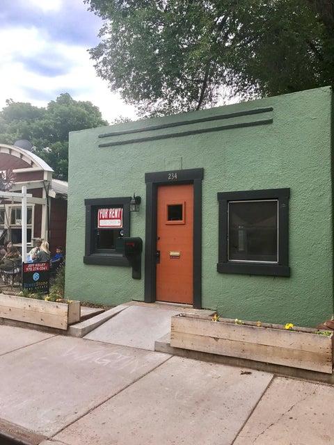 234 Main Street Carbondale, Co 81623 - MLS #: 149883