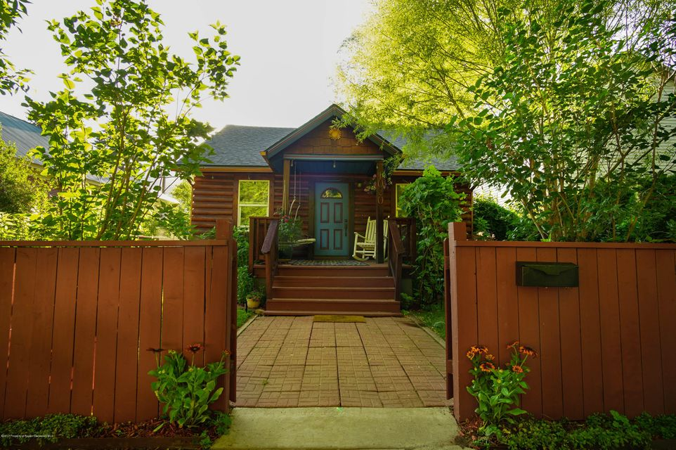 1020 Pitkin Avenue Glenwood Springs, Co 81601 - MLS #: 149901