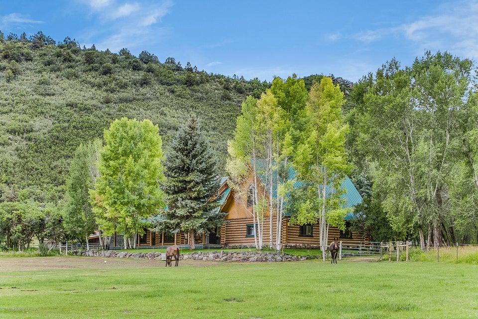 10 County Road 125 Glenwood Springs, Co 81601 - MLS #: 150041