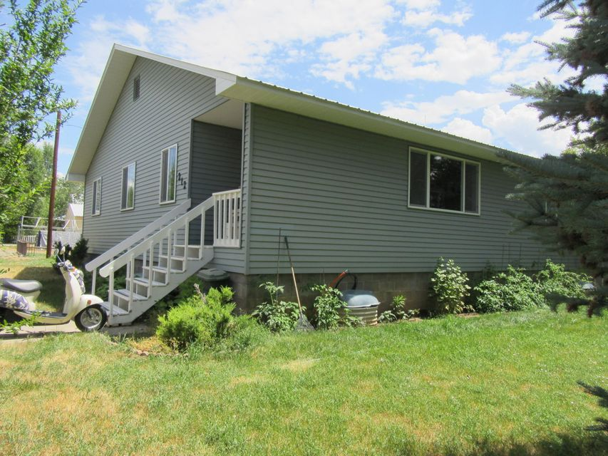 212 Garfield Street Meeker, Co 81641 - MLS #: 150057