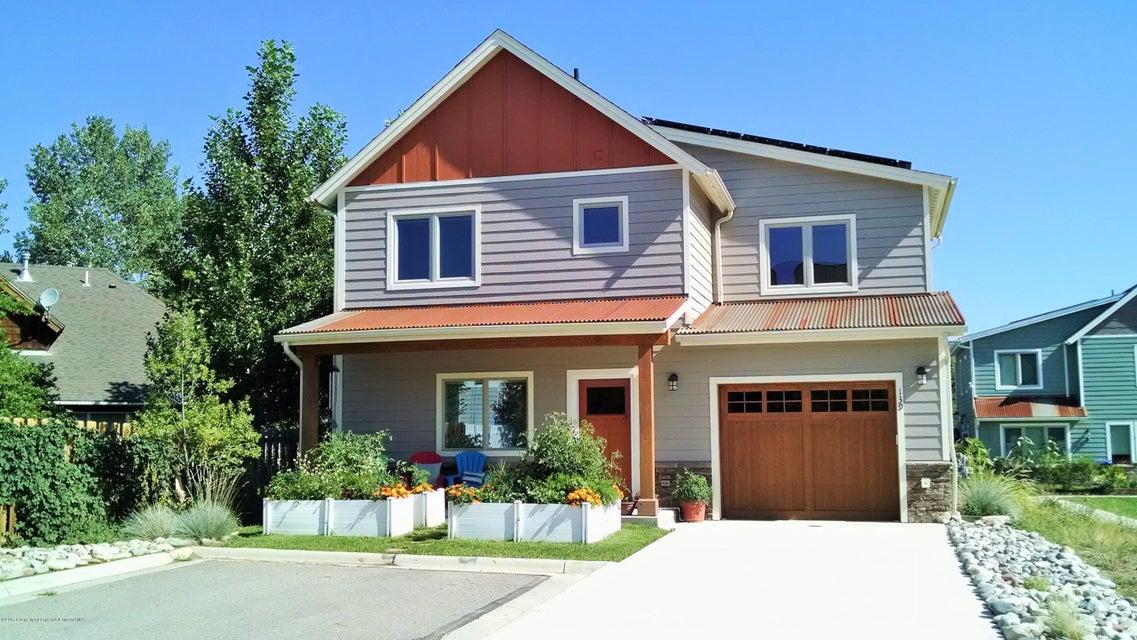 139 Ash Lane Carbondale, Co 81623 - MLS #: 150111