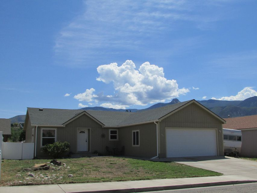 160 Yampa Avenue Parachute, Co 81635 - MLS #: 150132