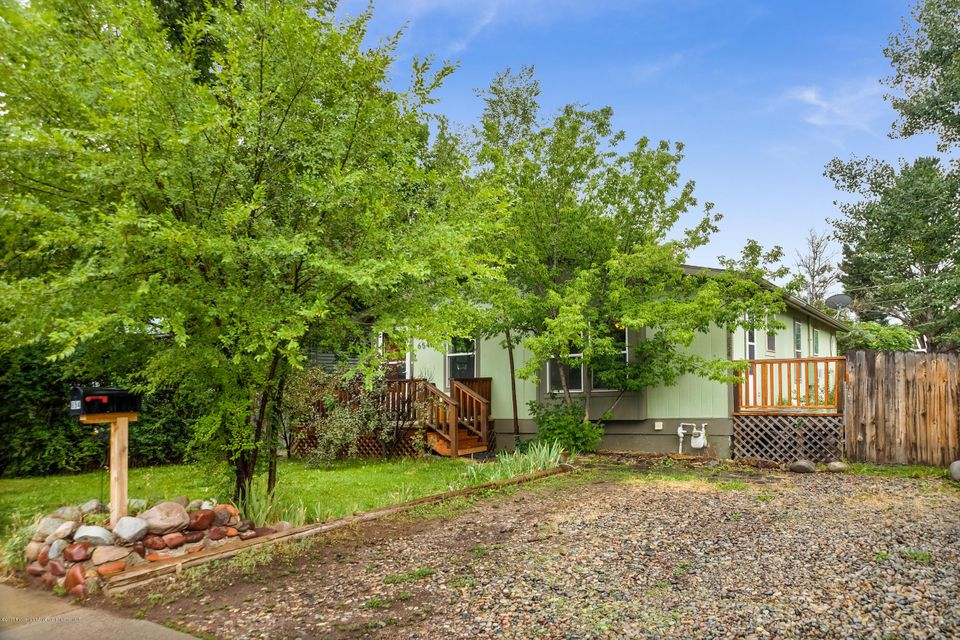 654 Sopris Avenue Carbondale, Co 81623 - MLS #: 150165