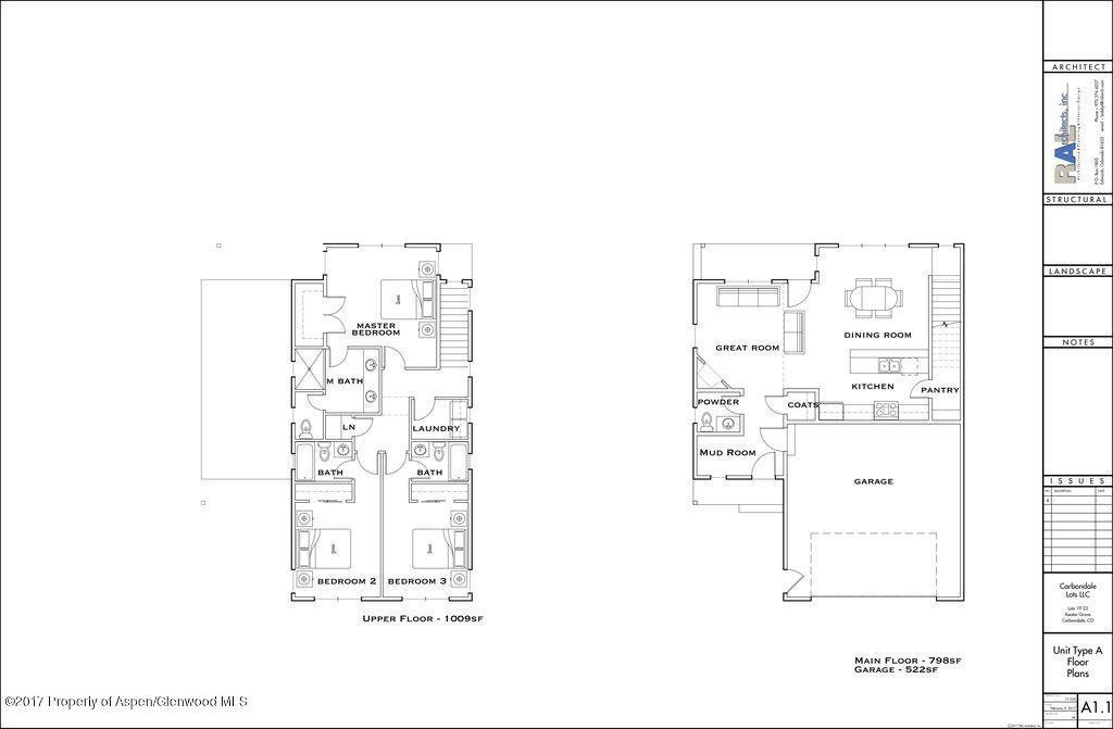 125 Ash Lane Carbondale, Co 81623 - MLS #: 150196