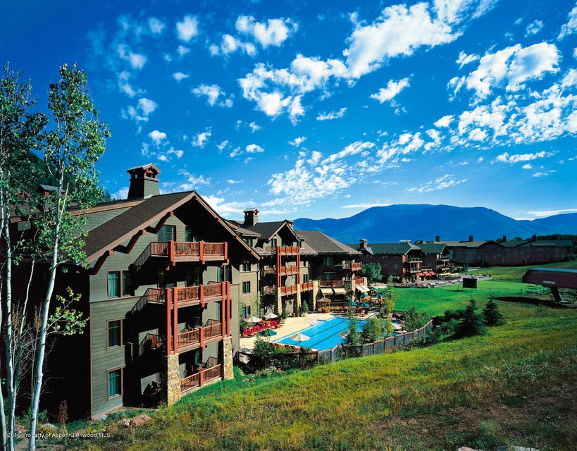 0075 Prospector Road #8206 Summer Interest #8 Aspen, Co 81611 - MLS #: 150314