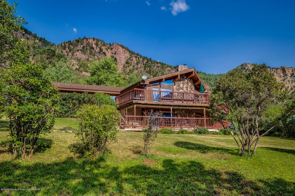 80 Arapahoe Lane Carbondale, Co 81623 - MLS #: 150329