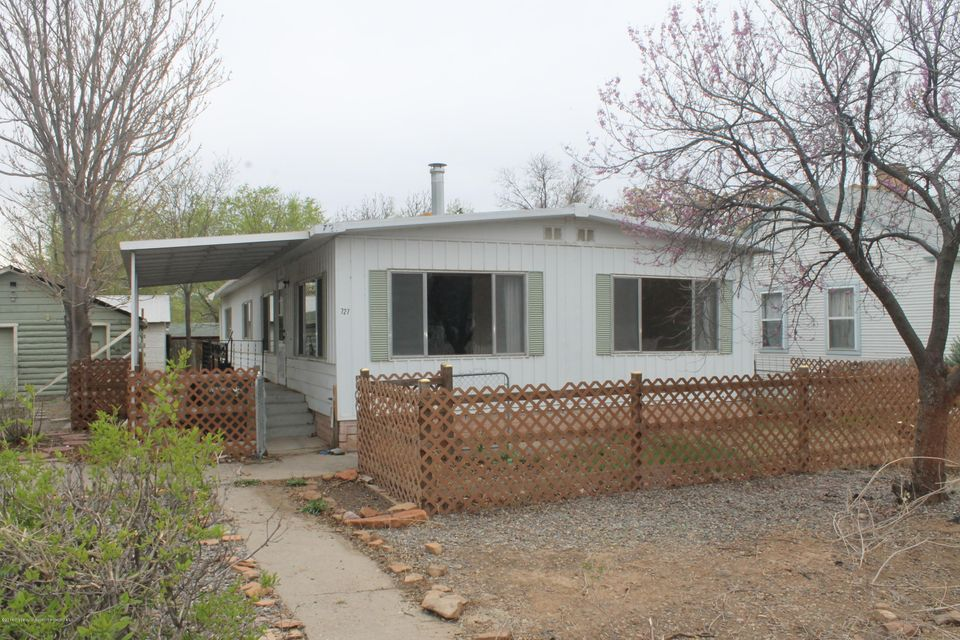 727 Santa Clara Avenue Grand Junction 81503 Ranch Aspects