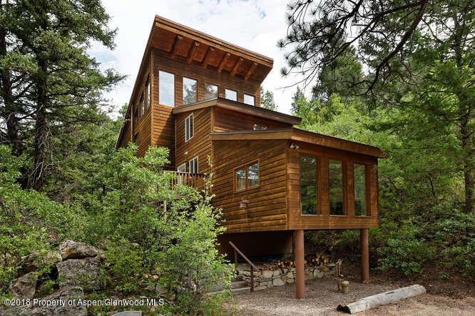 5011 3 County Road, Marble, CO 81623