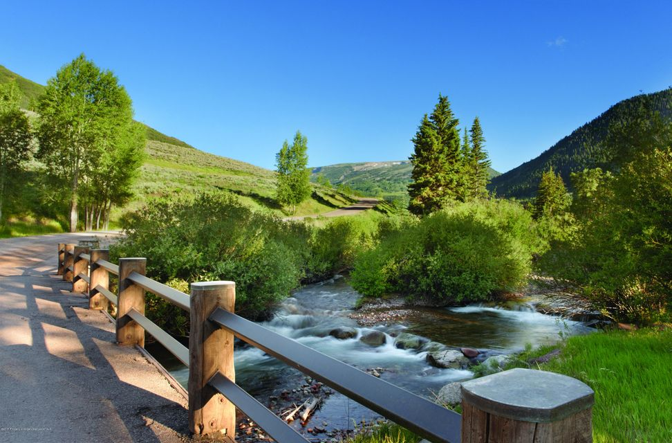 Never before offered, the Henry Ranch on Snowmass Creek is 110 acres with big ski area views, 3 custom homes, a 5 stall barn with caretakers quarters, paddocks, hay storage, pasture, excellent water rights, trout ponds and more. Can be purchased in it's entirety or different lot configurations. Photos coming soon.