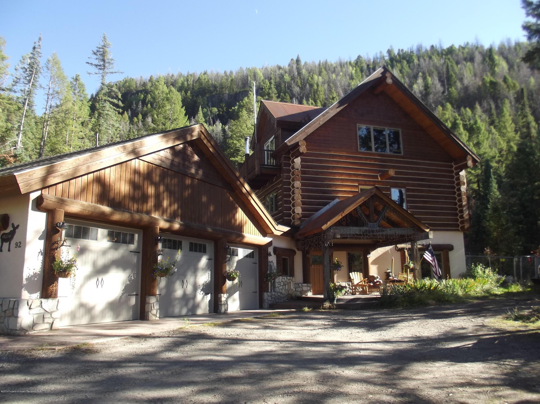 92 Deer Trail, Marble, CO 81623