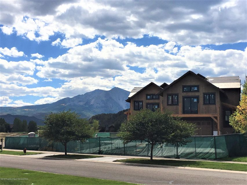 This information is deemed to be reliable but not guaranteed. This home is to be built and set to break ground in 2018 with two beautiful townhomes in the Fairway Residences neighborhood.  Both will offer breathtaking views of Mt. Sopris, as well as the #6 and 7 fairways.  These two spacious split-level townhomes feature an open floor plan with classic and clean finishes, beautiful tile selections, warm wood flooring and upscale appliances and fixtures to complete your designer-inspired home.  With attention to every detail, these residences were created by a remarkable team of an architect, designer, and developer. Surround yourself with maintenance-free living, miles of hiking and biking, walk to town or enjoy the amenities of The Ranch House Swim & Tennis Center at River Valley Ran