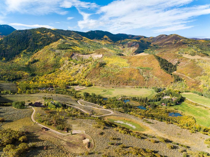 Never before offered, the Henry Ranch on Snowmass Creek is 110 acres with big ski area views, 3 custom homes, a 5 stall barn with caretakers quarters, paddocks, hay storage, pasture, excellent water rights, trout ponds and more. Can be purchased in its entirety or in different lot configurations.