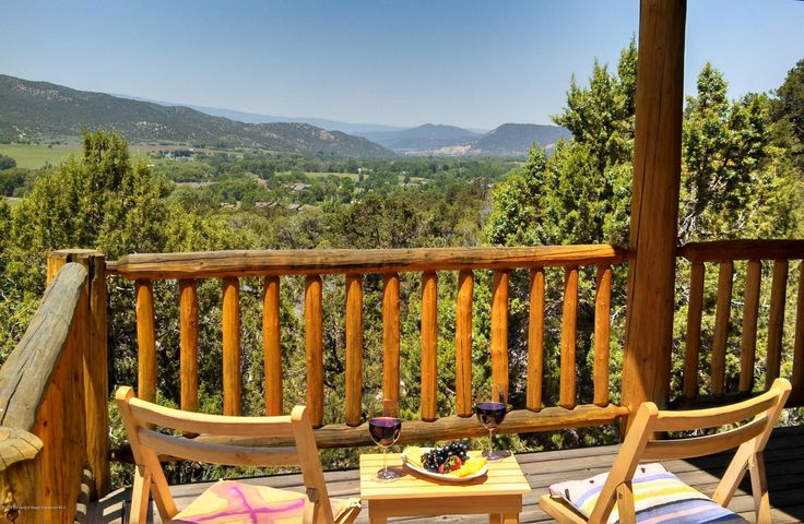 Take in the view and relax or perfect for entertaining off the dining area!