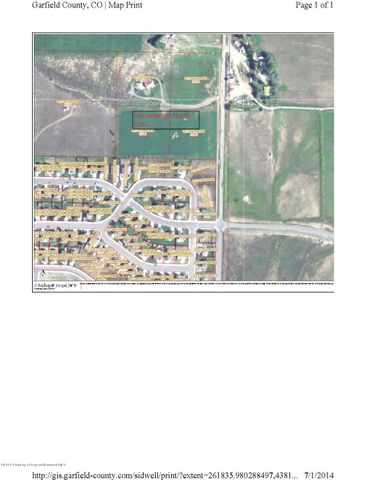 2021 Graham Mesa Avenue, Rifle, CO 81650