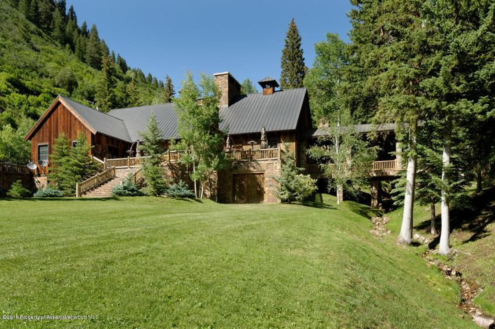 6067 Woody Creek Road, Woody Creek, CO 81656
