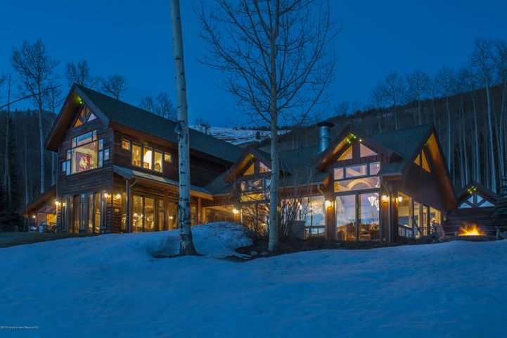 46 & 88 Lower Hurricane Road, Aspen, CO 81611