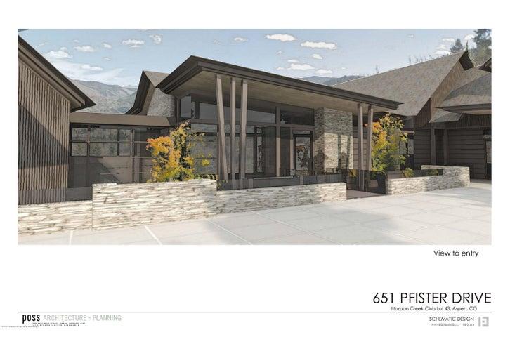 651 Pfister Drive, Aspen, CO 81611