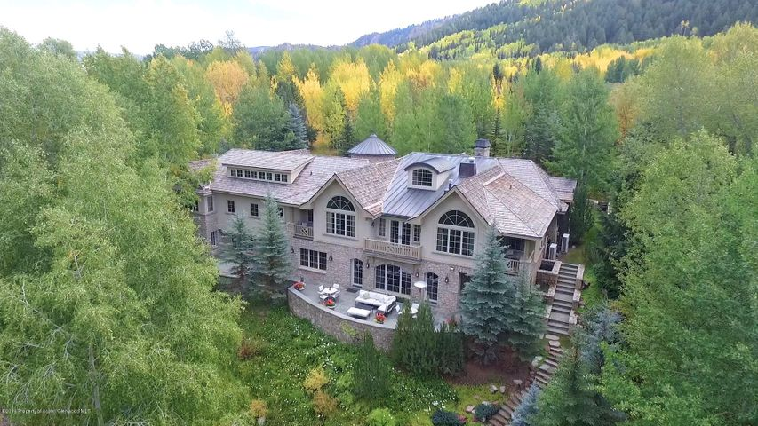 130 Glen Dee Road, Aspen, CO 81611